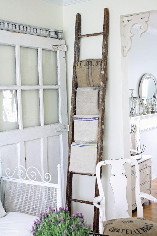 127 best Ways to hang towels