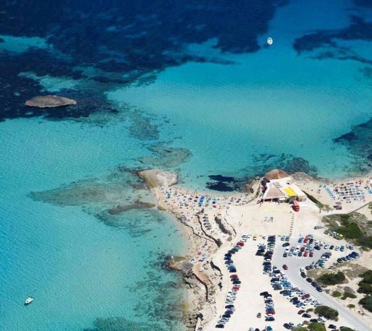 IBIZA   BEACH - Cala Comte #ibizaluxury #ibiza #ilx