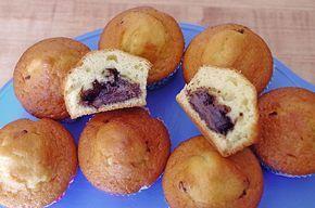 Nutella-Muffins, ein tolles Rezept aus der Kategorie Kuchen. Bewertungen: 218. Durchschnitt: Ø 4,5.