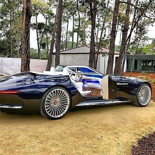 Maybach concept car – Autos