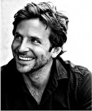 Bradley Cooper - if that's not the hottest thing you've seen, you aren't looking right