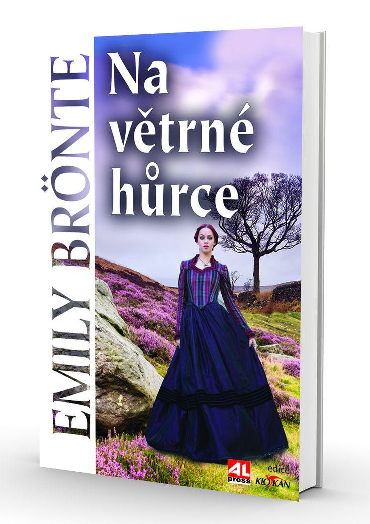 NA VĚTRNÉ HŮRCE - Emily Brontë (světová literatura, povinná četba)…