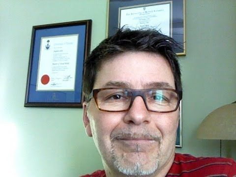 Hi my name is Stephen Giles, I am a couples and invidual therapist based in Toronto Canada. Click on the link to see my video and learn more about my practice  www.stephengiles.ca