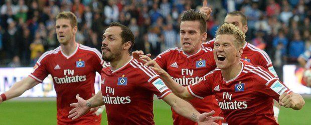 Bundesliga Relegation 2015: Hamburger SV verhindert den Abstieg gegen den Karlsruher SC in der Verlängerung web.de/magazine/sport/fussball/bundesliga/bundesliga-relegation/bundesliga-relegation-2015-karlsruher-sc-hamburger-sv-liveticker-rueckspiel-30678642 - Hearing me always worthy! @VfB this time believes me:didnt kick out #HuubStevens+@HSV took #Labbadia,coz he is innocent+BOTH not relegated;D Now proven that #Labbadia innocent! None can blame him anymore! #God is fair,always! Warned @VfB…