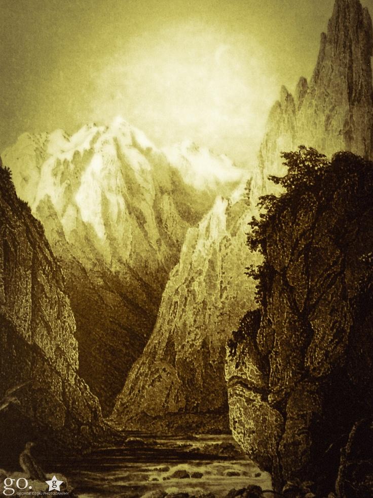 Cheile Turzii by Ludwig Rohbock