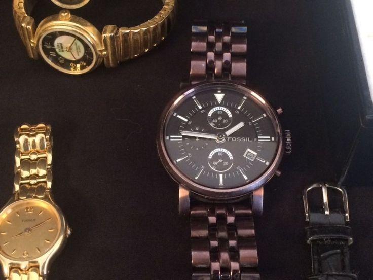 Best 25+ Fossil watch repair ideas on Pinterest | Business card ...