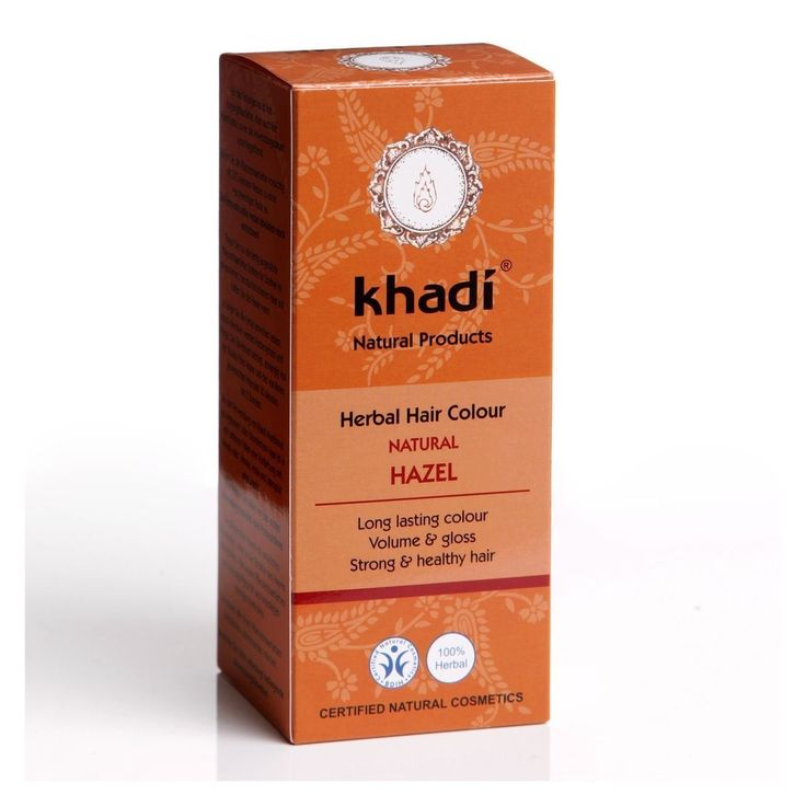 Khadi Herbal Hair Colour Natural Hazel 100g >>> Continue with the details at the image link. #hairup