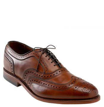 Allen Edmonds 'McAllister' Oxford available at #Nordstrom. Learned about these about a year ago, kept 'em in my sights ever since.