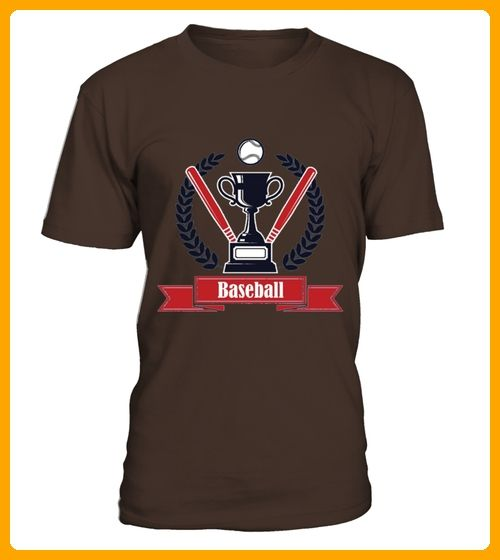 Baseball Trophy Emblem Tshirt - Baseball shirts (*Partner-Link)