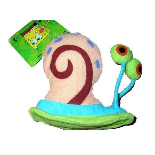 Spongebob Squarepants Friend Gary Snail Plush Doll Toy Figure New RARE Licensed | eBay