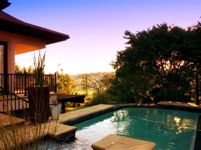 Offering Zimbali Forest Privacy