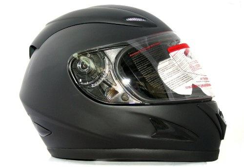Motorradhelm matt Schwarz Größe: M Wunschpreis bei Amazon. Dein kostenloser Wunschpreis Service mit Preisalarm!