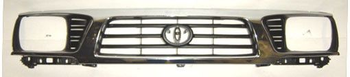 1995-1997 Toyota Tacoma Grille Chrome