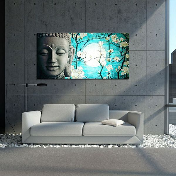 51 Stunning Buddha Wall Art Paintings Wall Art Painting Buddha Wall Art Picture Frame Art