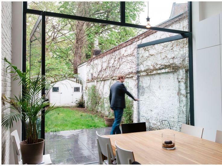 17 beste idee n over oud huis verbouwen op pinterest oude huis verbouwen budget keuken - Huis architect hout ...