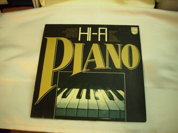 Simple  LP Hi Fi Piano Preis uac