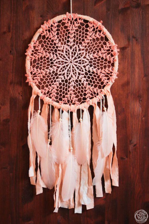 Dream Catcher Magic Morning With Handmade Crochet
