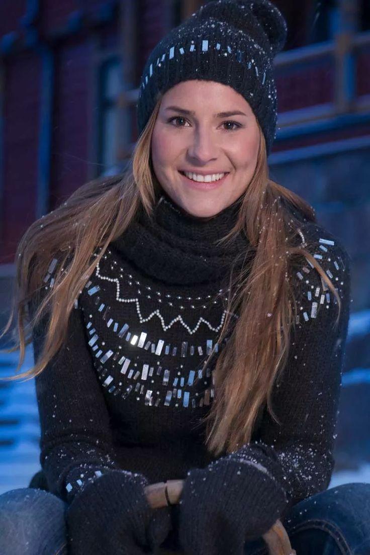 Barfota Iceprincess strikket genser, mørk grå