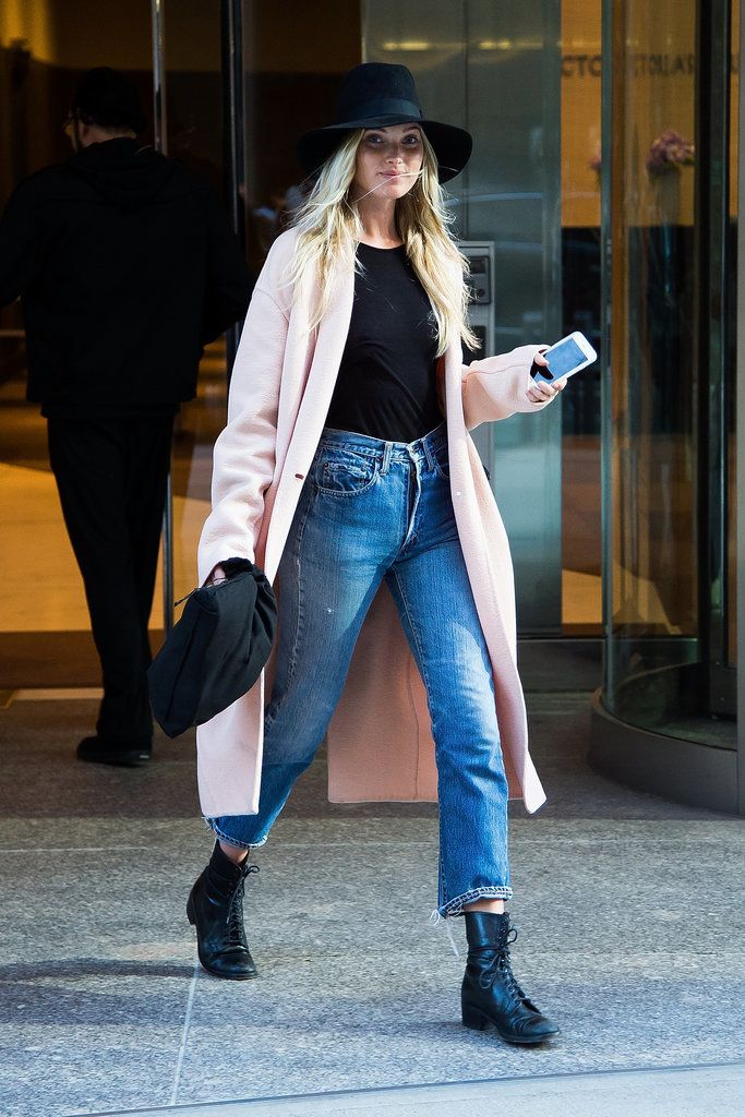 The 42 Best Street Style Outfits the Victoria's Secret Angels Have Ever Worn