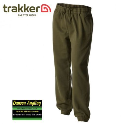 Trakker-Joggers-Olive-Green-Carp-Clothing-Jogging-Bottoms-NEW