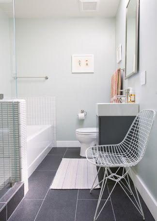 Bathroom Design No Window 11 best powder room images on pinterest | bathroom ideas, small