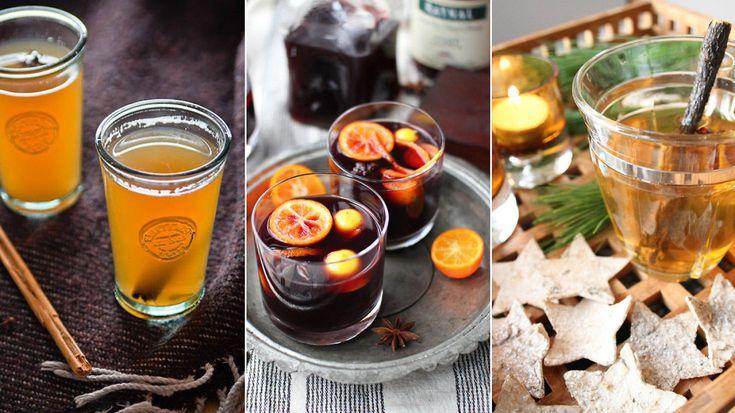Bytt ut kakao og krem med en krydret juledrikk for voksne. Gløgg,«mulled wine» eller glühwein - her er drikkene som hever julestemningen.