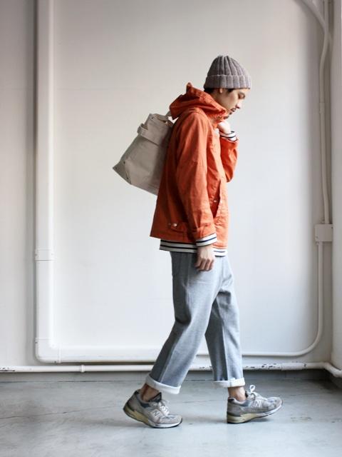 Dip プルオーバージャケット Strato (casual colours)
