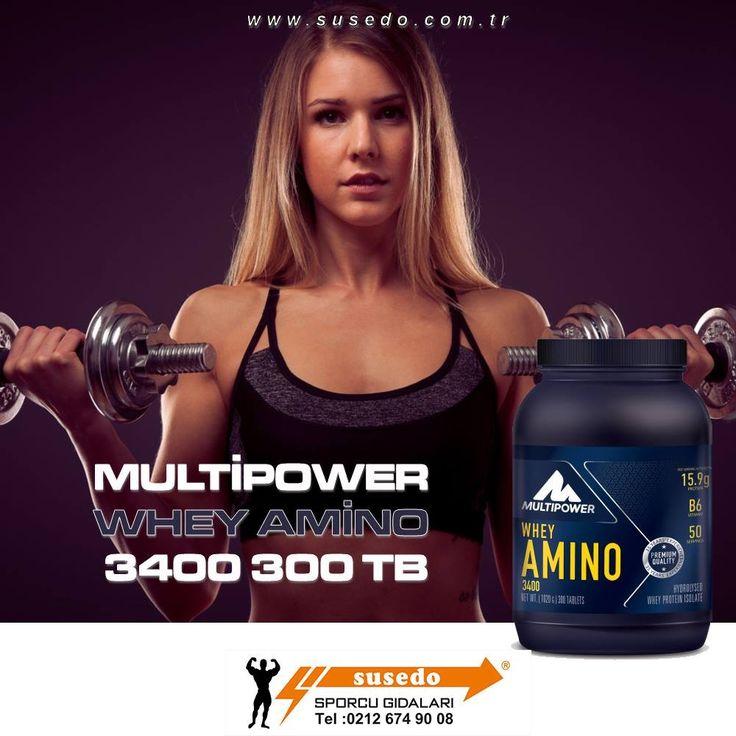https://www.susedo.com.tr/MultiPower-Whey-Amino-3400-300-Tb  Sipariş ve sorularınız için WhatsApp: 0532 120 08 75 Telefon: 0212 674 90 08 E-posta: siparis@susedo.com.tr #bodybuilding #supplement #workout #yağ #yağyakıcı #aminoasitler #creatin #muscle #body #healty #strong #energy #spora #fitness #gym #vücutgeliştirme #spor #sağlık #güç #egzersiz #protein #proteintozu #glutamine #kreatin #kas #vücut #ek