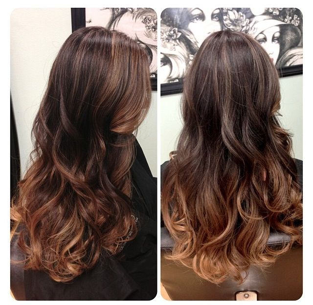 Ombre love this