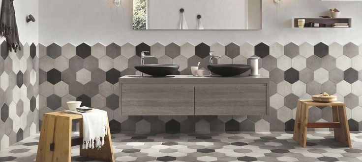 Bathroom Flooring in Porcelain Stoneware | Ragno