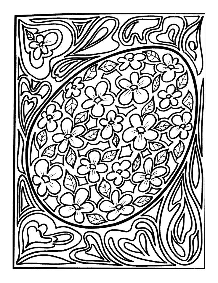 Lets Doodle Coloring Book