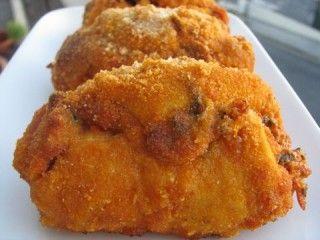 Sun-Dried Tomato & Goat Cheese Stuffed Chicken Breast
