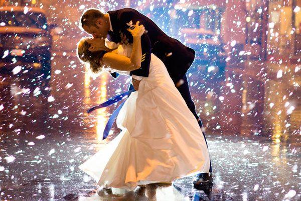 danse du couple pour mariage