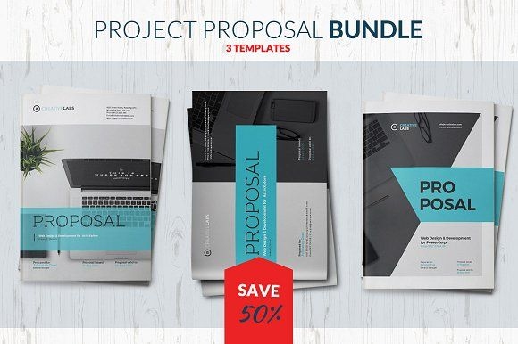 Proposal Bundle by Sabin on @creativemarket