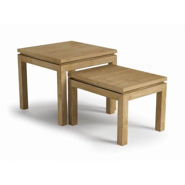 17 meilleures id es propos de tables basses carr es sur pinterest rangeme - Tables basses rectangulaires ...