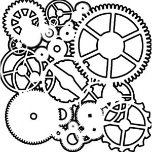 The Crafters Workshop - Mini Gears