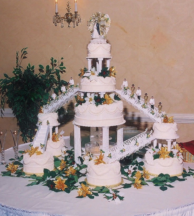 wedding cake bridges and stairs 1000 images about cake cake cake galore on 22095