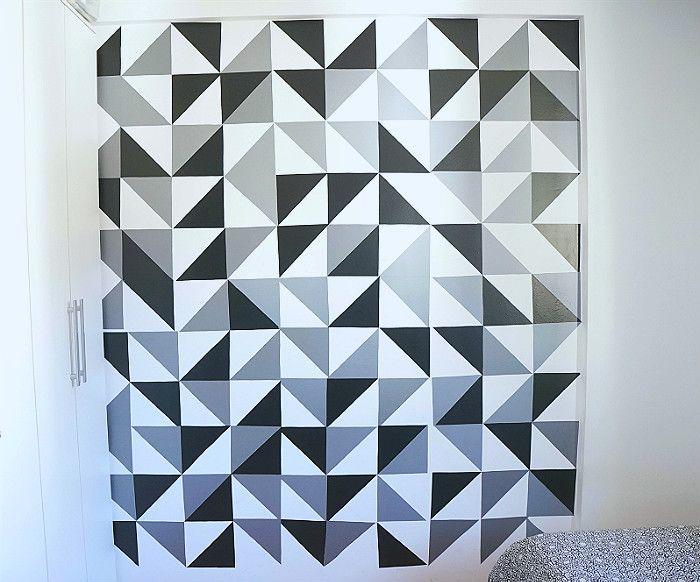 Renovando a parede com Papel Contact