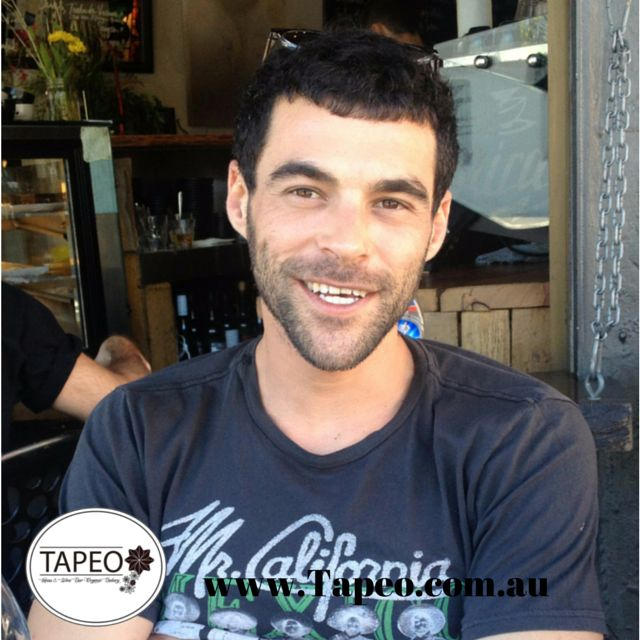 MEET THE TEAM:  Meet Lior, director of  Tapeo who always has a #smile. Come meet & have a chat at Tapeo 82 Redfern St, Redfern NSW. Check us out at http://www.Tapeo.com.au & follow us on FB http://FB.com.tapeo.au #tapeo #tapeocafe #tapeoredfern #redfern #sydneycafe #sydney #cafe #restaurant