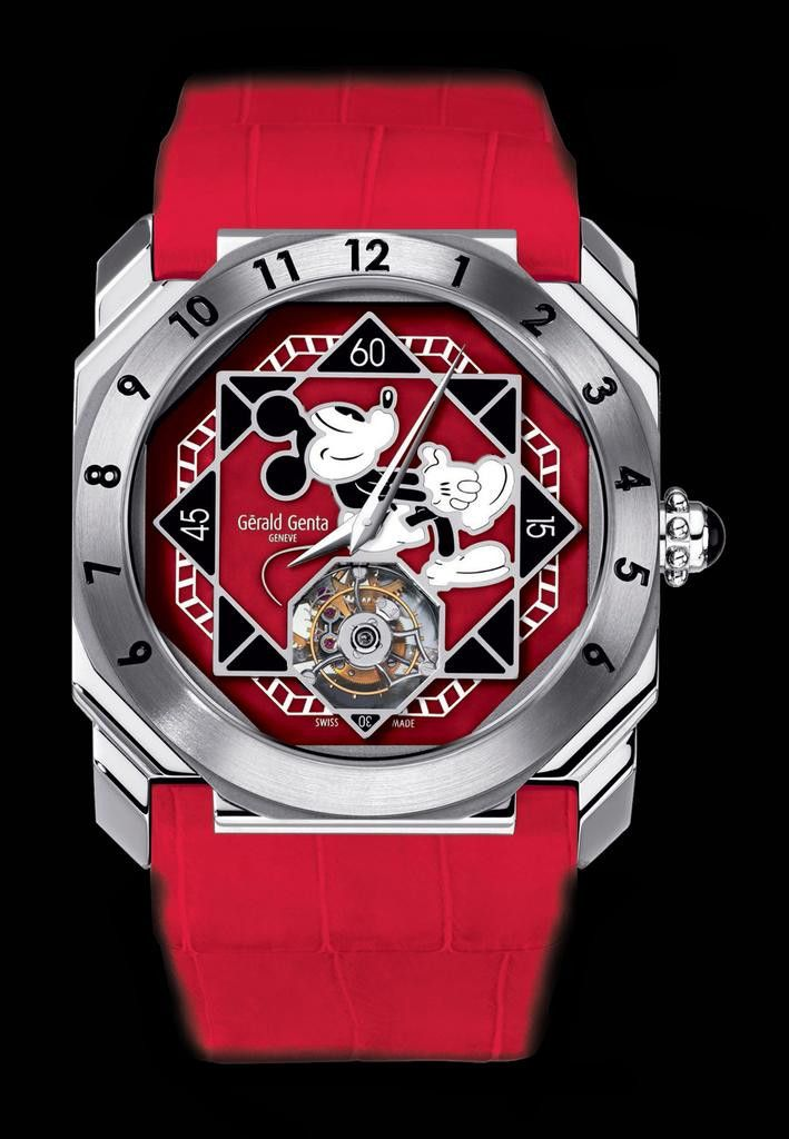 Octo Ultimate, Gérald Genta Watches and Timepieces and Luxury Watches on Presentwatch