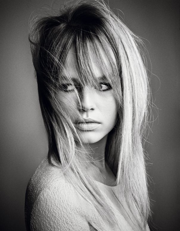 nice  W Magazine May 2014 | Anna Ewers by Patrick Demarchelier  [Editorial Update]