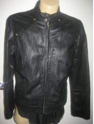 Fantastic leather jacket from Hussy.  A must have for winter.  Just $100