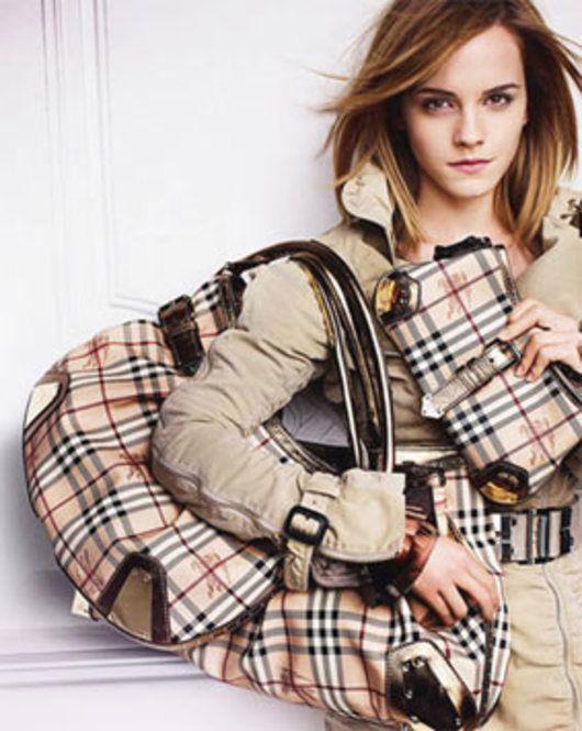 エマ・ワトソンもこの通り!バーバリーチェックのコーデ。参考にしたいスタイル・ファッション♡