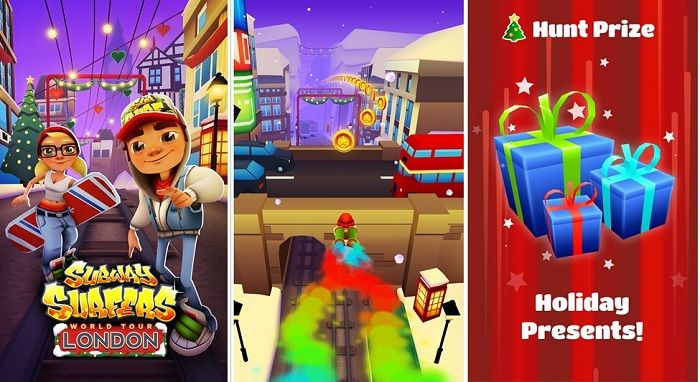 Subway Surfers come to London in latest update - MSPoweruser