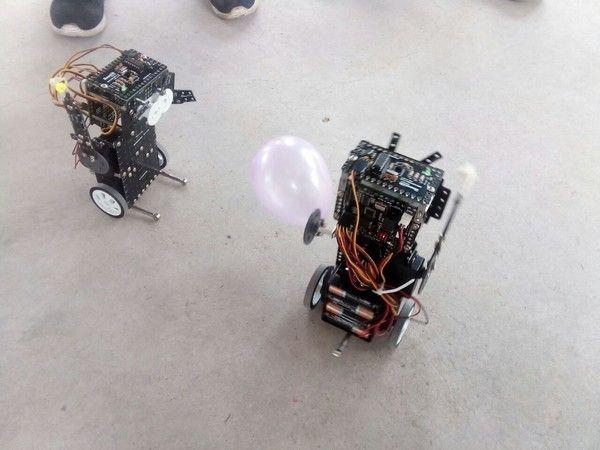 Impartirán Gobierno Municipal e ITESM curso de robótica a estudiantes de secundaria   El Puntero