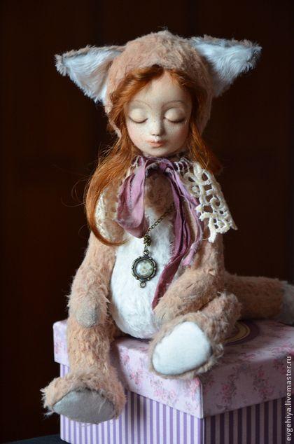 Мишки Тедди ручной работы. Ярмарка Мастеров - ручная работа тедди долл. Handmade.