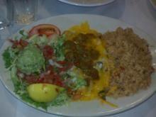 Crawfish Enchiladas Con Queso - K Paul's Kitchen
