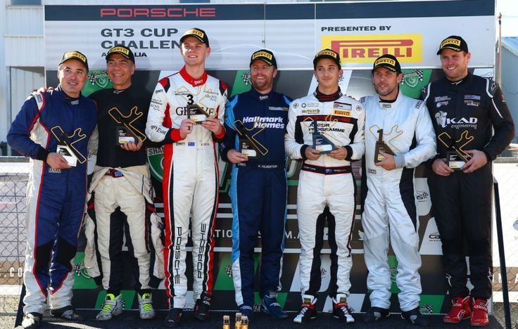 LOVE AND GILBERTSON SWEEP WINTON ROUND