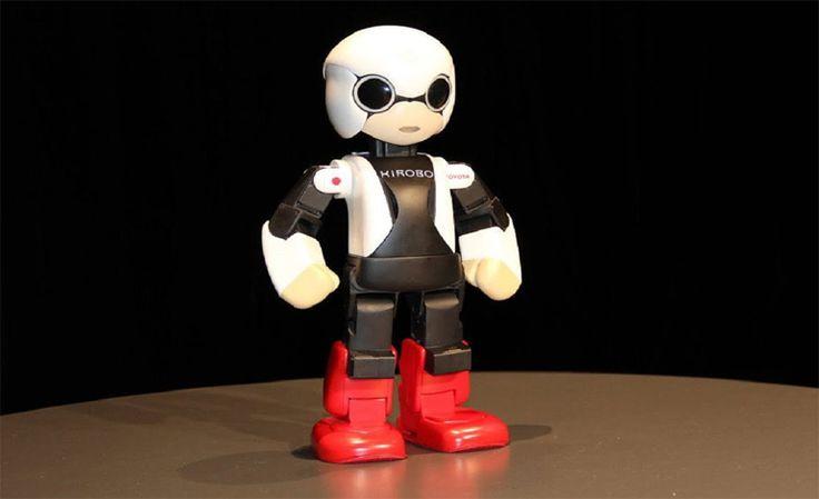 Toyota presenta un robot parlante para hacer compañía a los humanos - La Tribuna.hn