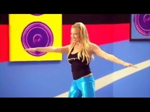 Fitness training with Tracy Anderson A set of exercises 2 Fitness exercises - YouTube